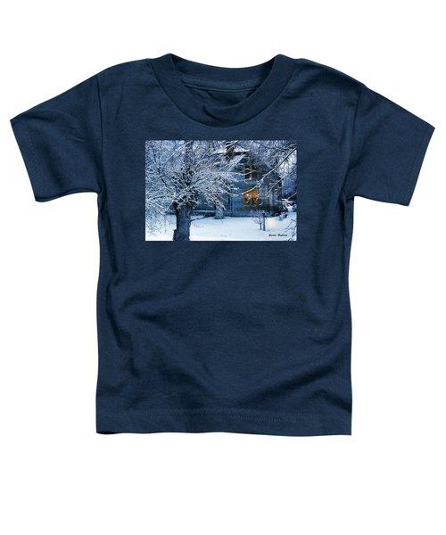 Cozy Toddler T-Shirt