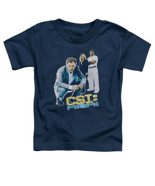 Csi:miami - In Perspective Toddler T-Shirt by Brand A