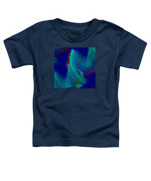 Cursive Toddler T-Shirt