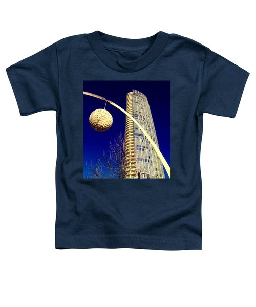Dallas Museum Tower Toddler T-Shirt