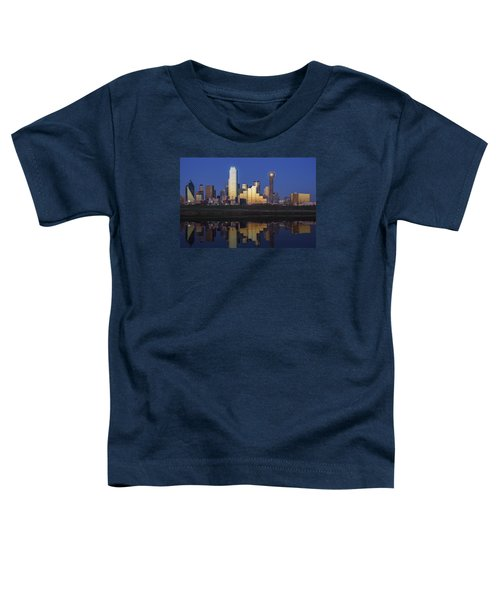 Dallas Twilight Toddler T-Shirt
