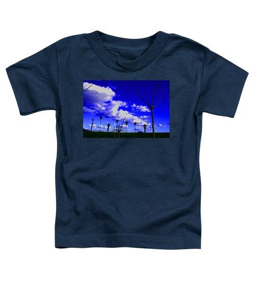 Delta Clouds Toddler T-Shirt