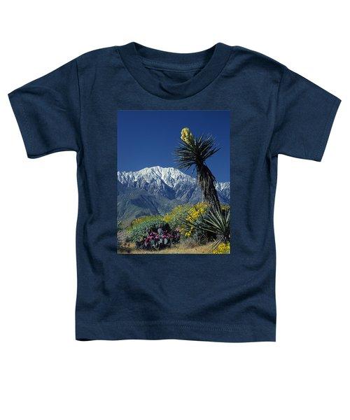 Desert Blooms Toddler T-Shirt