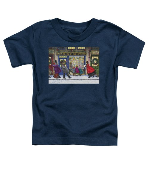 The Toy Shop Toddler T-Shirt