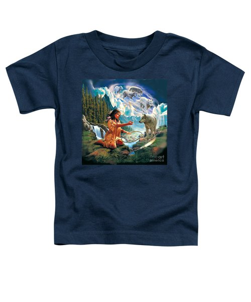 Dreamcatcher 3 Toddler T-Shirt