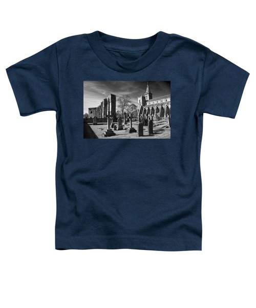 Dunfermline Palace And Abbey Toddler T-Shirt