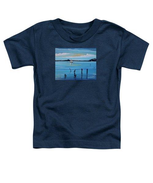 Dusk Approaching  Toddler T-Shirt