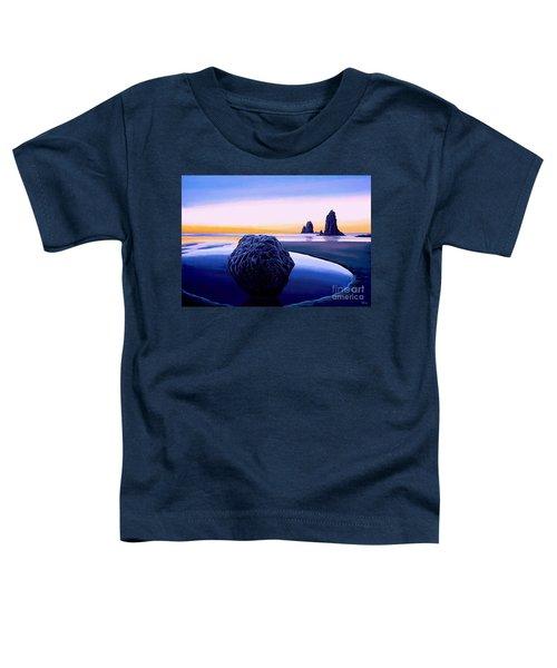 Earth Sunrise Toddler T-Shirt