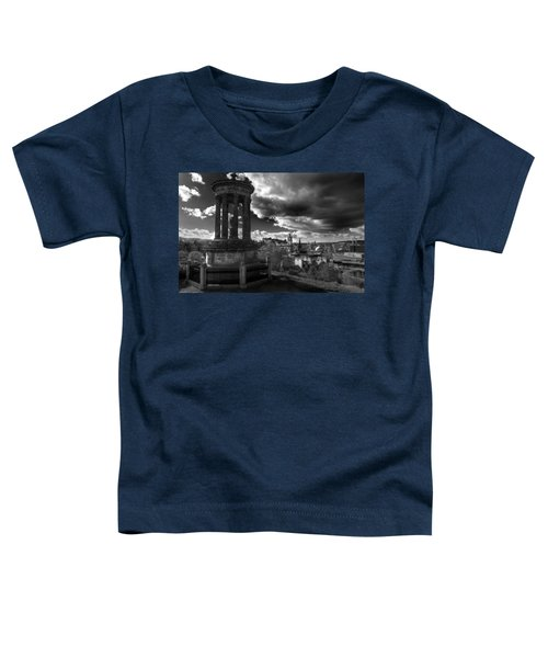 Edinburgh From Calton Hill Toddler T-Shirt