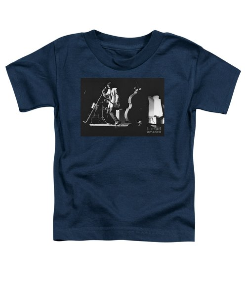 Elvis Presley Performing At The Fox Theater 1956 Toddler T-Shirt