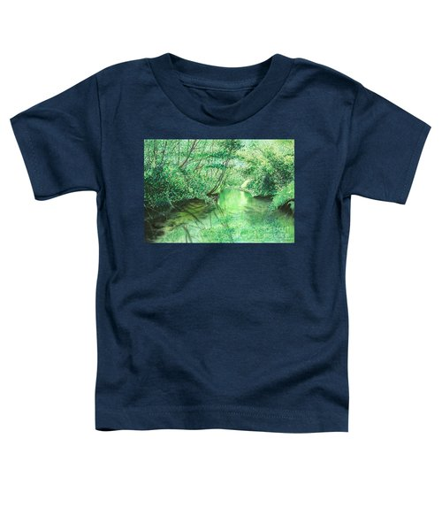 Emerald Stream Toddler T-Shirt