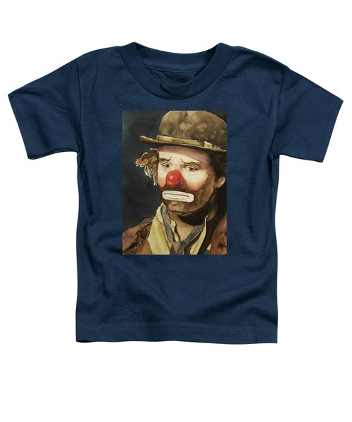 Emmett Kelly Toddler T-Shirt
