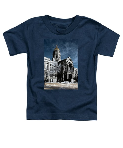 Equality State Dome Toddler T-Shirt