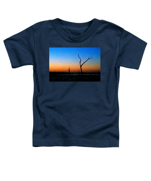 Evening Glow Toddler T-Shirt