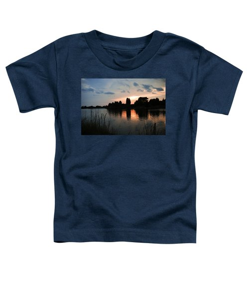 Evening Reflection Toddler T-Shirt