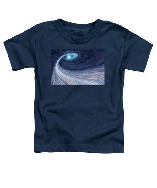 Fabric Of Space Toddler T-Shirt
