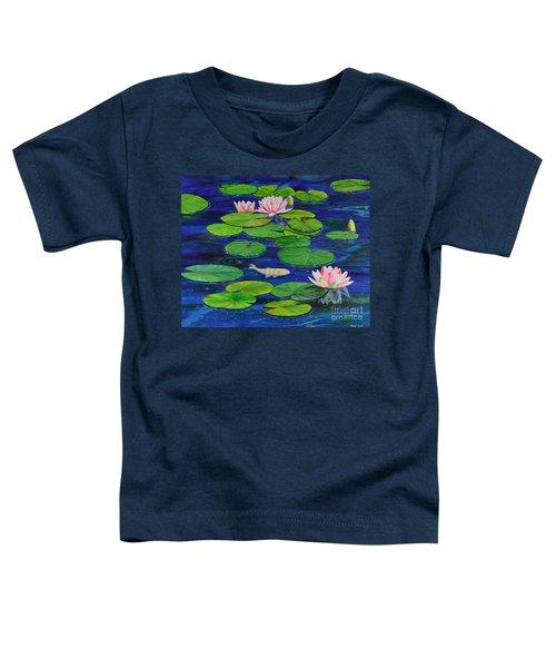 Tranquil Pond Toddler T-Shirt