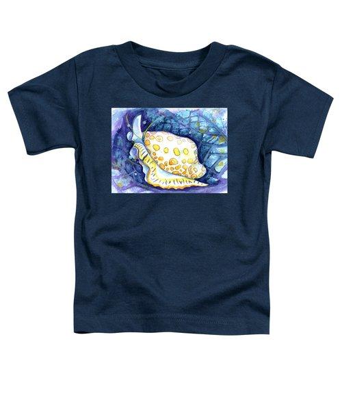 Flamingo Tongue Toddler T-Shirt