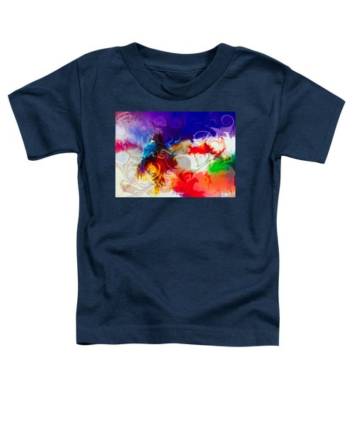 Fly With Me Toddler T-Shirt