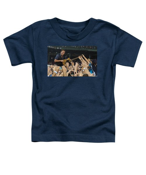 Frenzy At Fenway Toddler T-Shirt