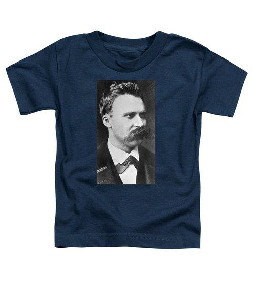 Friedrich Wilhelm Nietzsche Toddler T-Shirt
