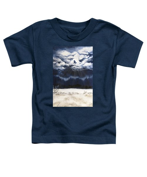 From The Midnight Sky Toddler T-Shirt