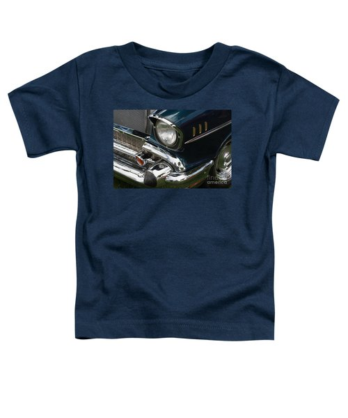 Front Side Of A Classic Car Toddler T-Shirt