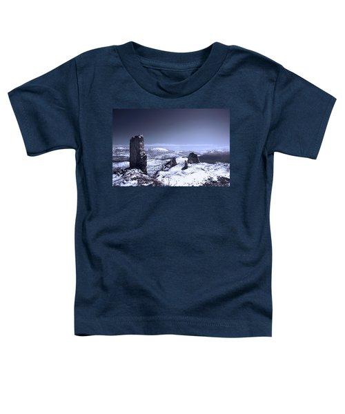 Frozen Landscape Toddler T-Shirt