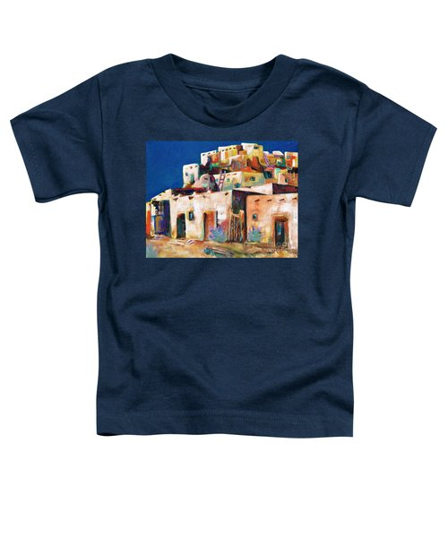 Gateway Into  The  Pueblo Toddler T-Shirt