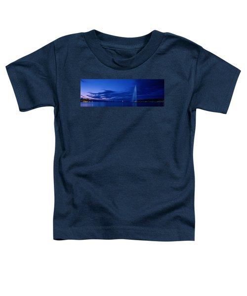 Geneva Switzerland Toddler T-Shirt