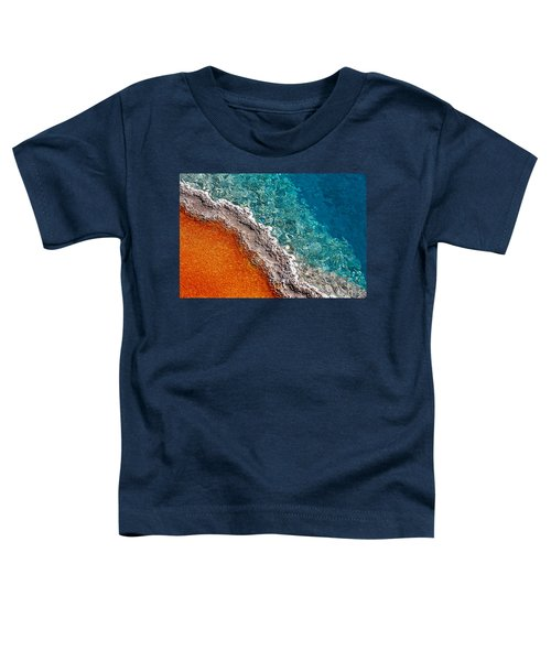 Geothermic Layers Toddler T-Shirt