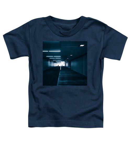 Gloomy Blue Toddler T-Shirt