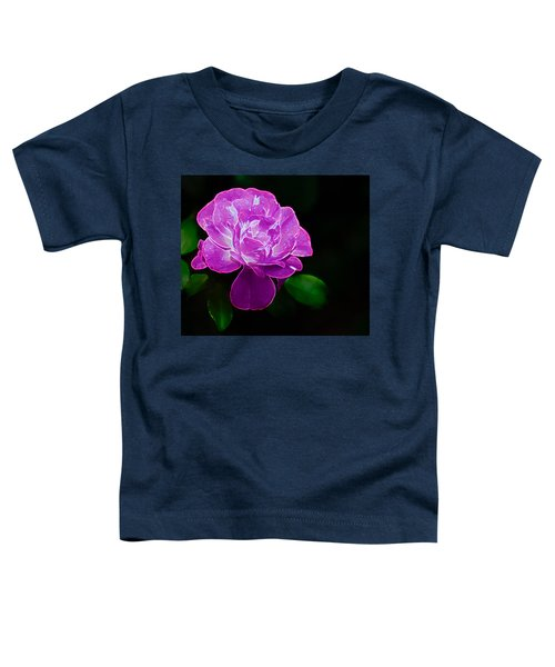 Glowing Rose II Toddler T-Shirt