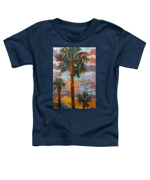 Golden Sunrise Toddler T-Shirt
