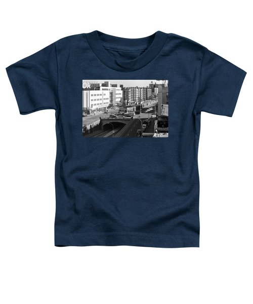 Grand Concourse Bronx Toddler T-Shirt