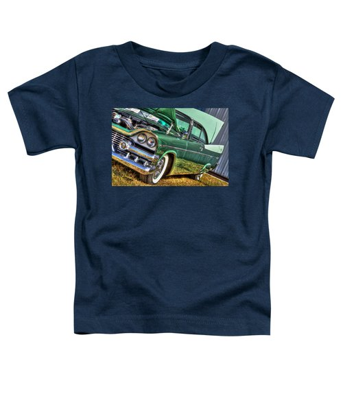 Green Machine Toddler T-Shirt