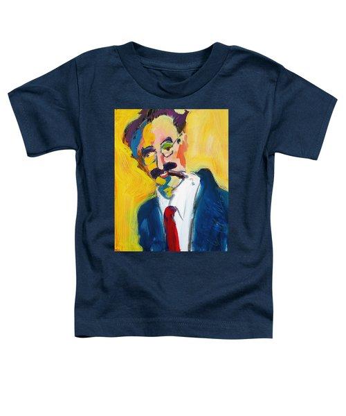 Groucho Toddler T-Shirt