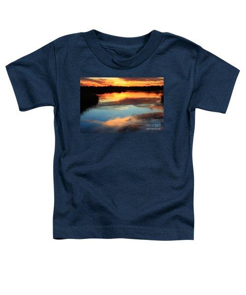 Guana River Sunset Toddler T-Shirt