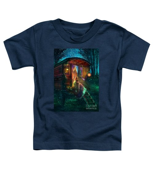 Gypsy Firefly Toddler T-Shirt
