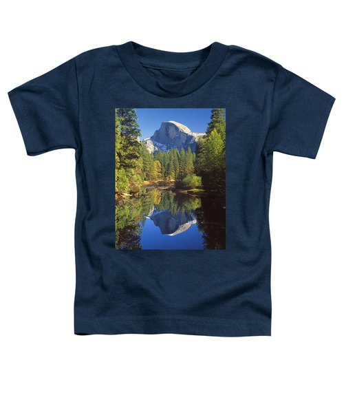 2m6709-half Dome Reflect - V Toddler T-Shirt