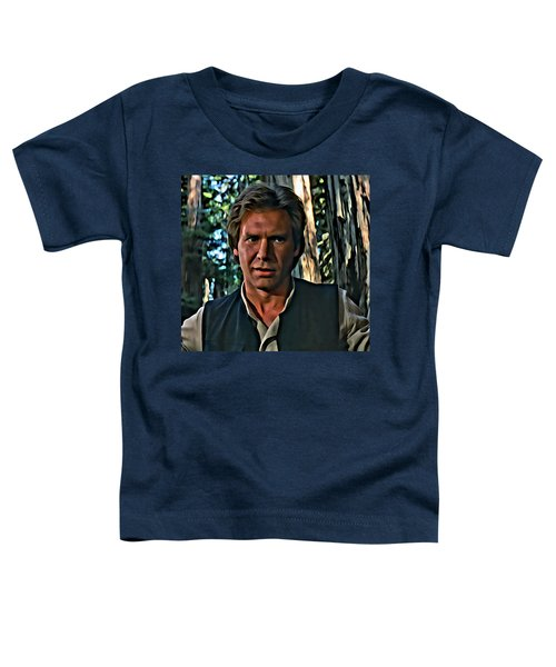 Han Solo  Toddler T-Shirt
