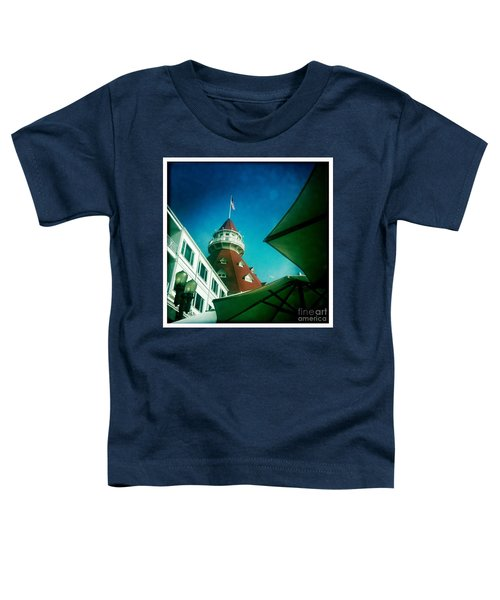 Haunted Hotel Del Toddler T-Shirt