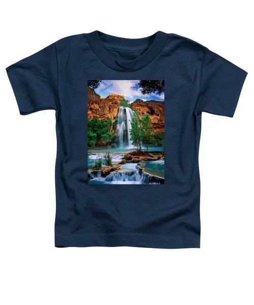 Havasu Cascades Toddler T-Shirt