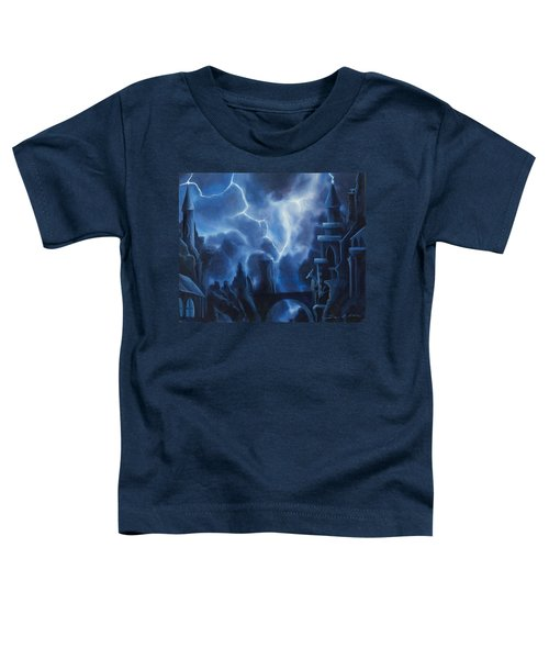 Heisenburg's Castle Toddler T-Shirt