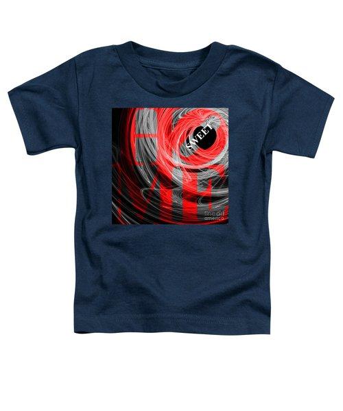 Home Sweet Home 20130713 Fractal Heart V2b Toddler T-Shirt