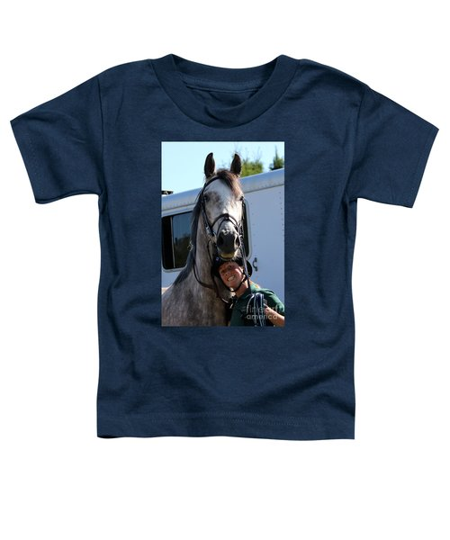 Horsin' Around Toddler T-Shirt