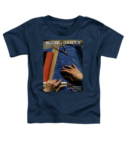 House And Garden Cover Of A Person Toddler T-Shirt