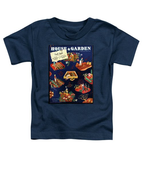 House And Garden The Gardener's Yearbook Cover Toddler T-Shirt