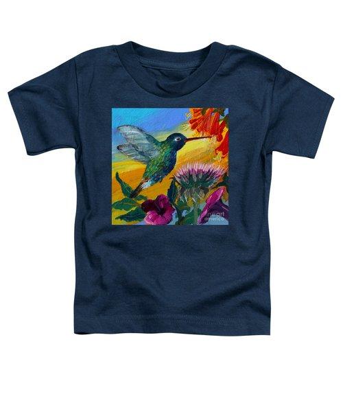 Hummingbird Toddler T-Shirt