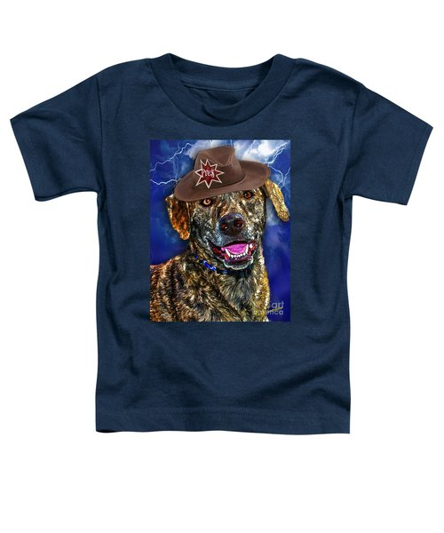 I'm A Canine Community Reporter Toddler T-Shirt